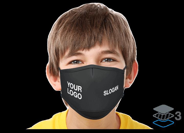 Junior - Facemasks Logo