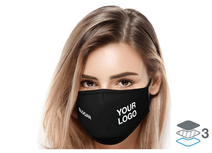 Sky - Custom Facemask