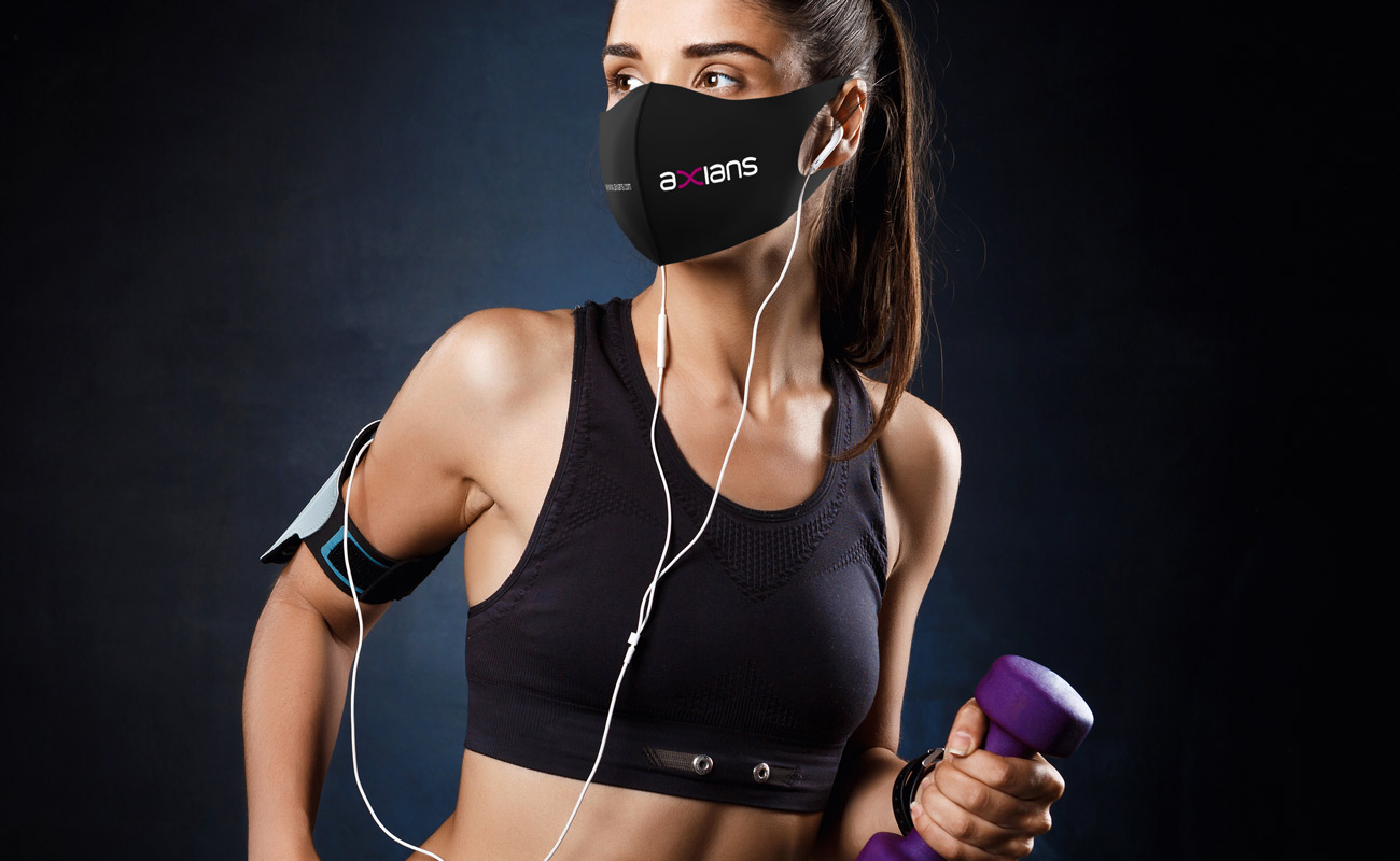 Neo - Personalized Face Masks